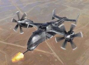 Stealth-UAV-thingy