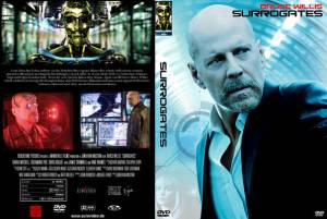 Surrogates-2009-Wide-Screen-German-Front-Cover-12357