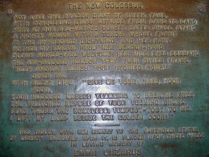 Plaque-of-The-New-Colossus