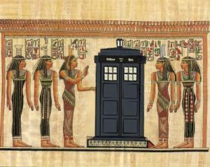 Tardis Egypt